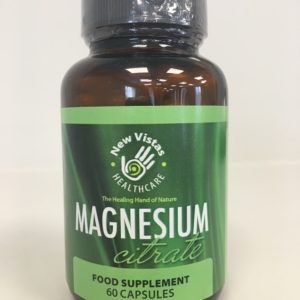 New Vistas Magnesium Citrate