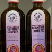 two bottles of Whole Health Cognitive Complex